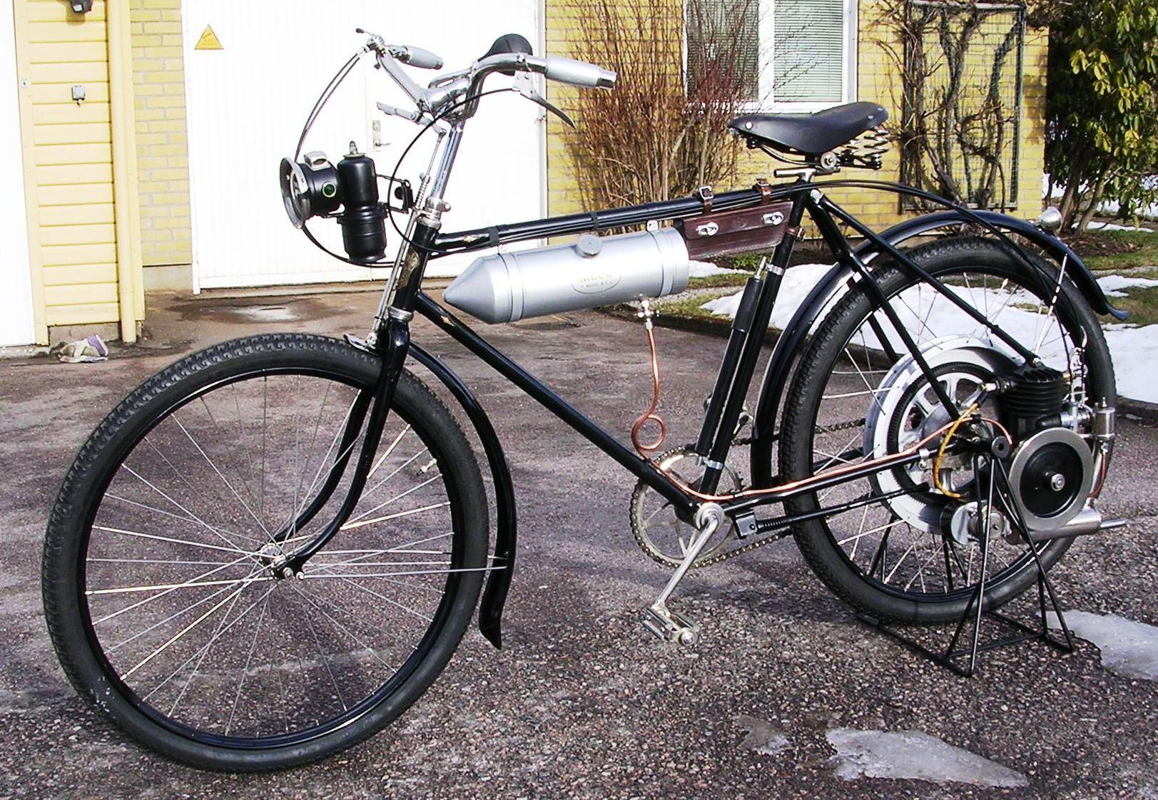 Müco 98cc årsmodell ca. 1922